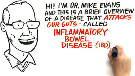 Video IBD:n syistä ja seurauksista