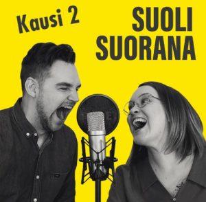 Suoli suorana -podcast kausi 2 | Suoraa puhetta IBD:stä