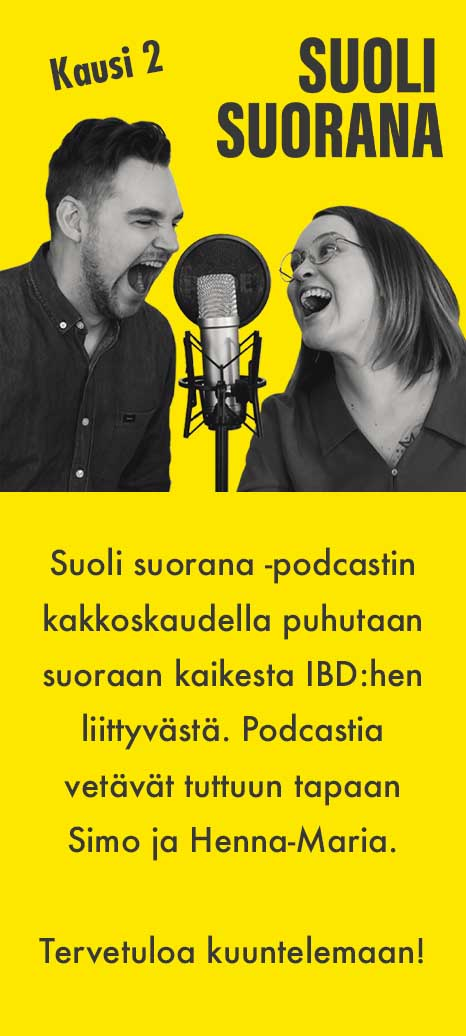 Suoli Suorana podcastin kakkoskausi